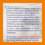 Aperte le iscrizioni alla neonata sezione di produzione amatoriale cinematografica del Circolo Fotografico Sarzanese