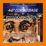 APERTE LE ISCRIZIONI AL 46° CORSO DI FOTOGRAFIA DIGITALE